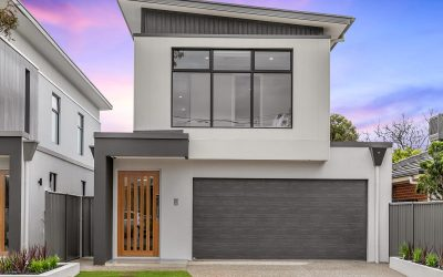 Warradale: Two Storey Homes